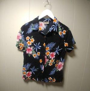 Tops - Vintage Hawaiian Shirt